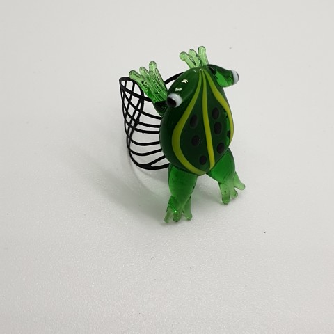 Inel Funny Frog